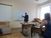 Выступление в институте физкультуры перед аудиторией тренера-преподавателя ДЮСШ №6 Ермакова Э.В.